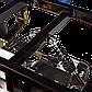 Электрический мопед TRIGO JJ1.6  1200W/60V/50AH(DZM) (синий), фото 4
