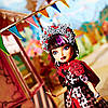 Ever After High Spring Unsprung Cerise Hood - Сериз Худ. Несдержанная Весна.