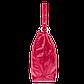 Кожаная женская сумка Realer 2032-1 красная, фото 3