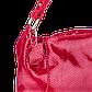 Кожаная женская сумка Realer 2032-1 красная, фото 4