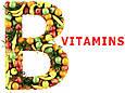 Комплекс витаминов B 200% RWS (B1, B2, B3, B5, B6, B7, B9, B12) + пребиотик 120 caps, Wish, фото 2