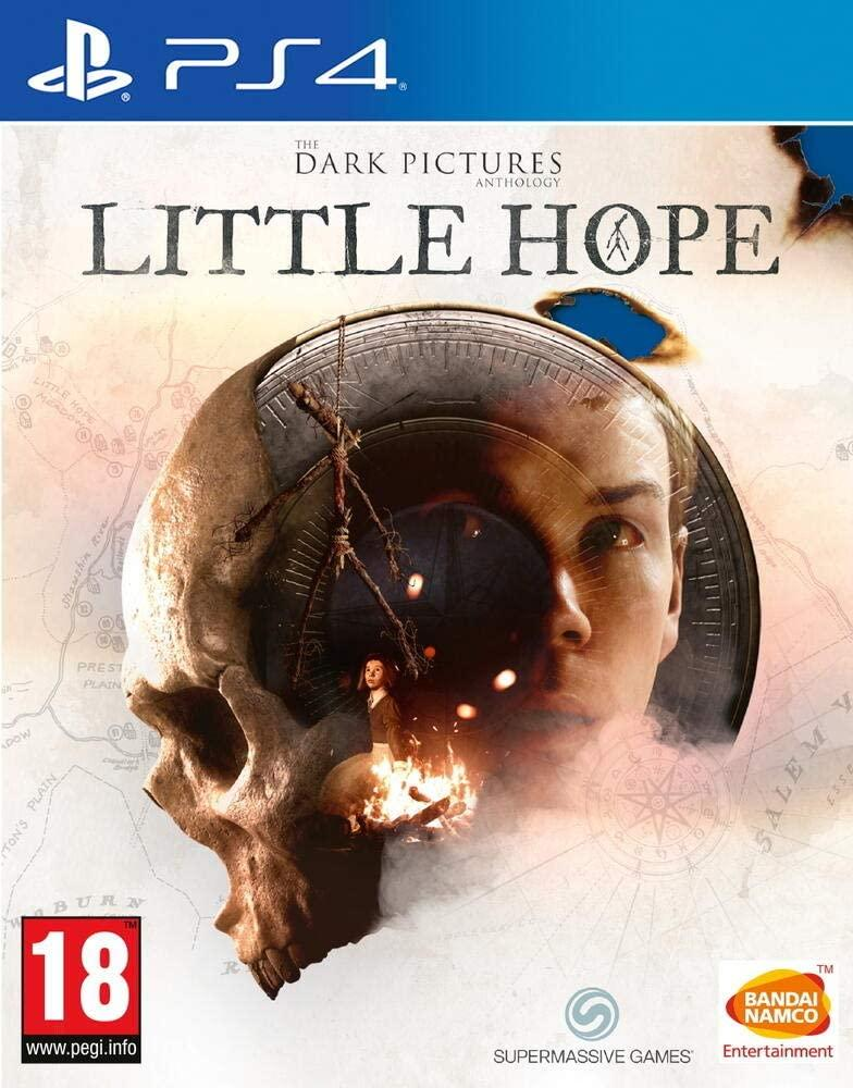 The Dark Pictures Anthology: Little Hope (русские субтитры) PS4