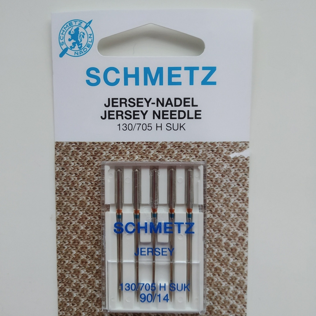 Голки Schmetz Jersey 70/14 для побутових швейних машин