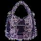 Женская сумка Realer P059 синяя, фото 4