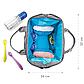 Сумка-рюкзак для мамы Zupo Crafts + гибкий комп. пелен. матрасикУкраина, фото 4