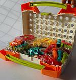 Мозаика детская Limo Toy на 215 деталей, 4 в 1, с насадкой шуруповёрт в чемодане М5482, фото 4