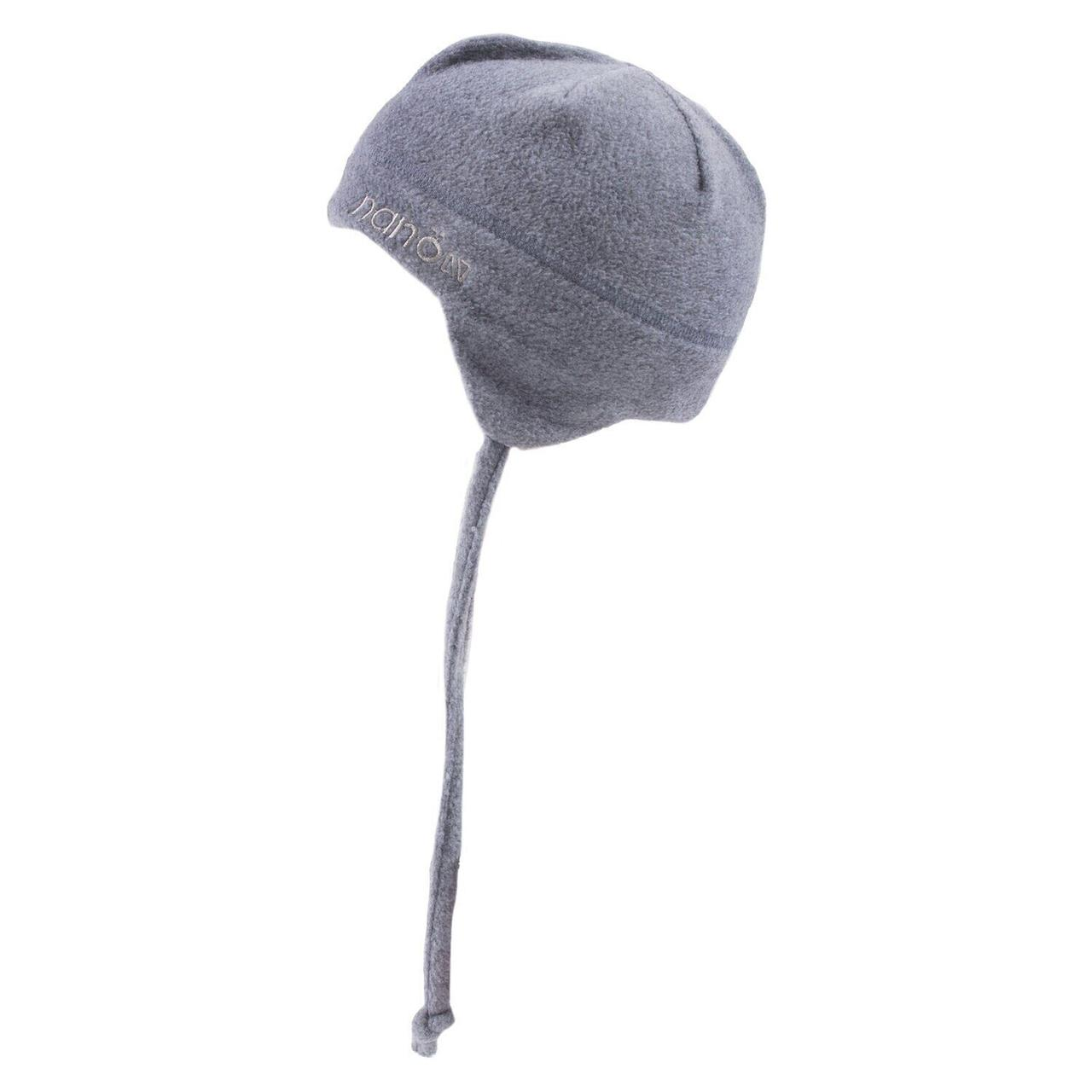 Шапка для мальчика Nano BTUP501-F19_MidGrayMix размер 46-48