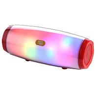 Bluetooth-колонка SPS UBL TG165С, c функцией speakerphone, радио, red