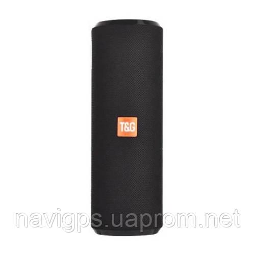 Bluetooth-колонка SPS UBL TG126, c функцией speakerphone, радио, black