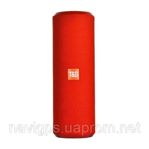 Bluetooth-колонка SPS UBL TG126, c функцией speakerphone, радио, red