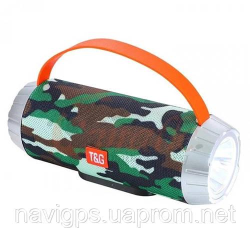 Bluetooth-колонка SPS UBL TG501, c функцією speakerphone, радіо, camouflage