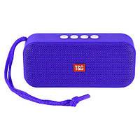 Bluetooth-колонка SPS UBL TG516, c функцией speakerphone, радио, blue