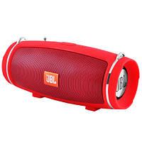 Bluetooth-колонка JBL CHARGE MINI 4+ FM, c функцией speakerphone, радио, red
