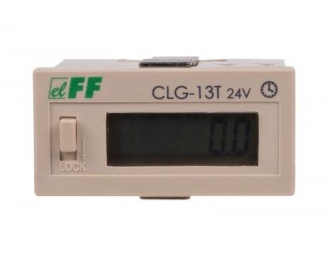 Счетчик времени CLG-13T-24V  (4-30V)