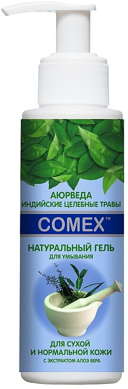 Гель для вмивання Comex Для сухої та нормальної шкіри натуральний 250 мл