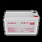 Аккумулятор гелевый LogicPower LP-GL 12 - 7,2 AH, фото 2