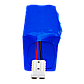 Аккумулятор LP LiFePo-4 48 V - 30 Ah (BMS 60A) 2-й форм-фактор, фото 5