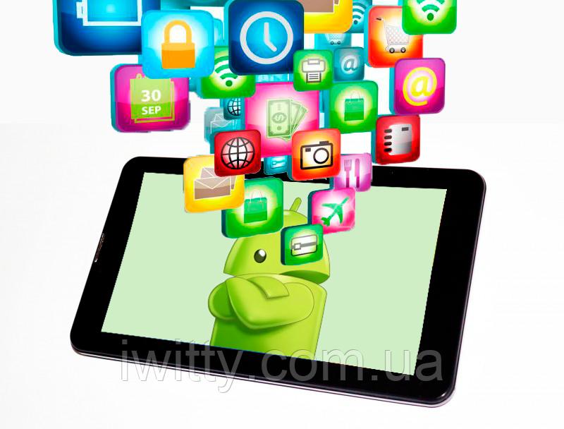 "Планшет Tablet Z30 3/32 Экран 7"" IPS, 4 ядра, 3Gb RAM + 32Gb ROM"