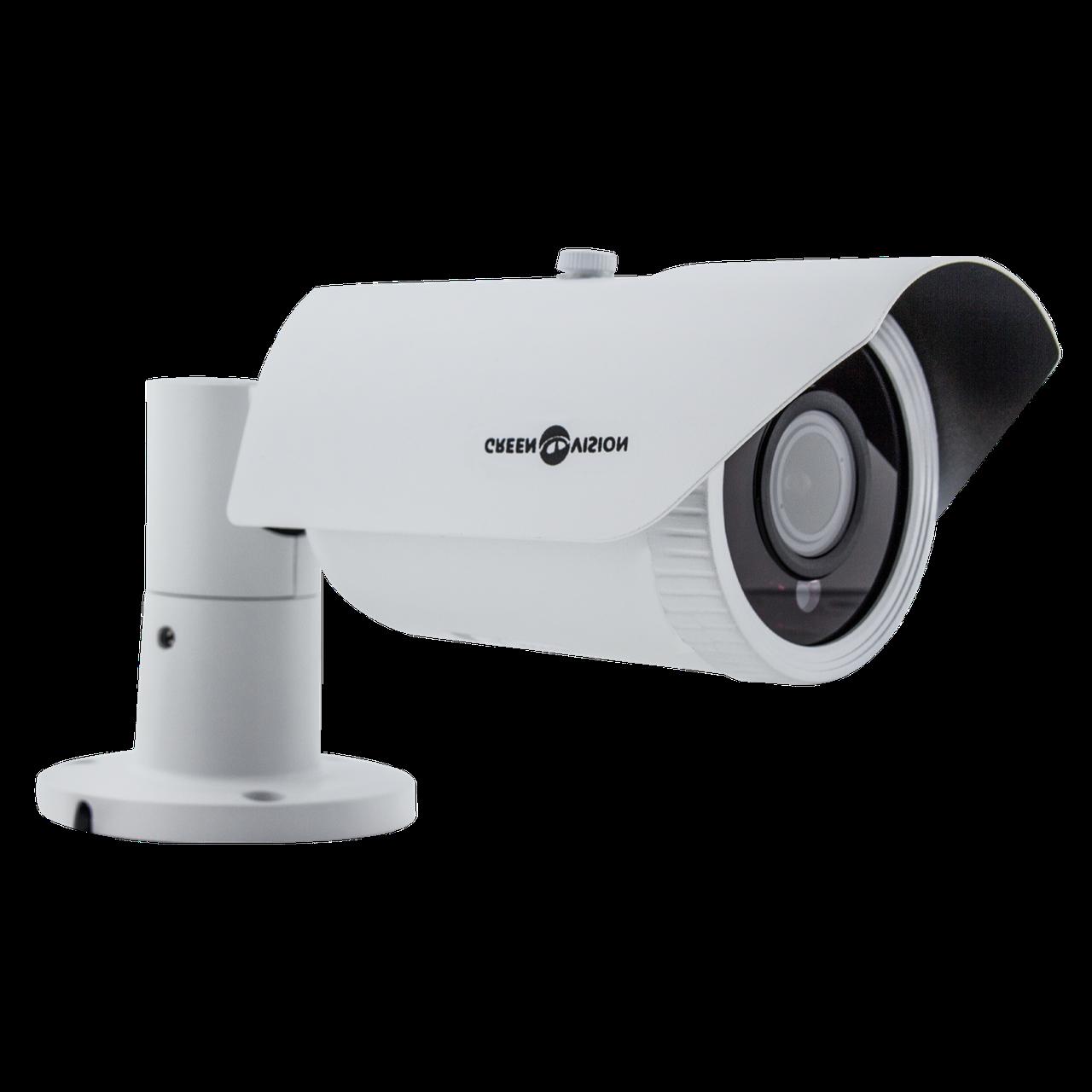Гибридная наружная камера GreenVision GV-049-GHD-G-COA20-40 gray 1080Р