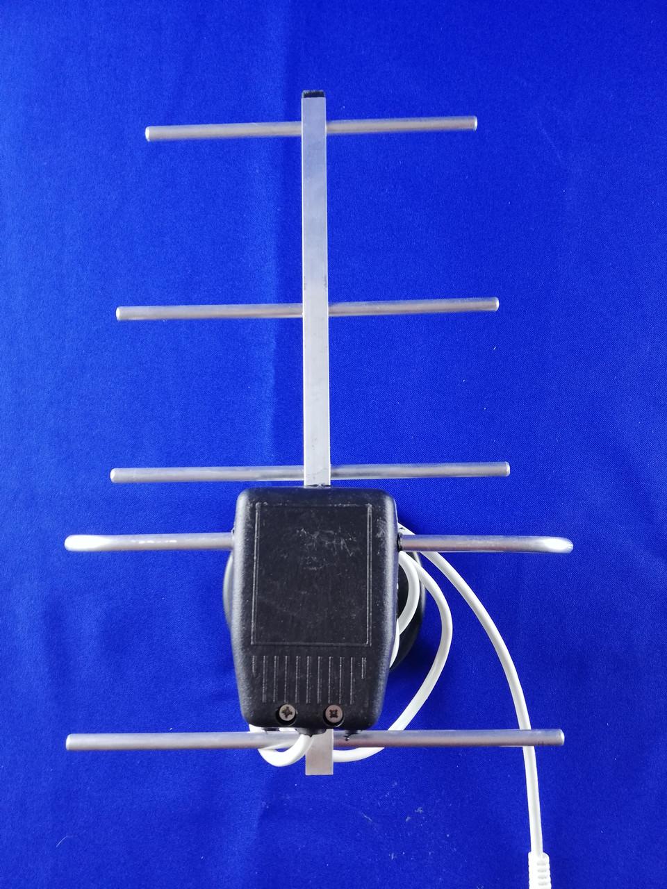 Портативная антенна для телевизора Т2