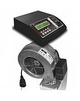 Автоматика для котла Tech ST-28 + вентилятор WPA120 (Комплект, Польша)