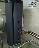 Рекуператор тепла, теплообменник для охладителя молока 200 литров, фото 2