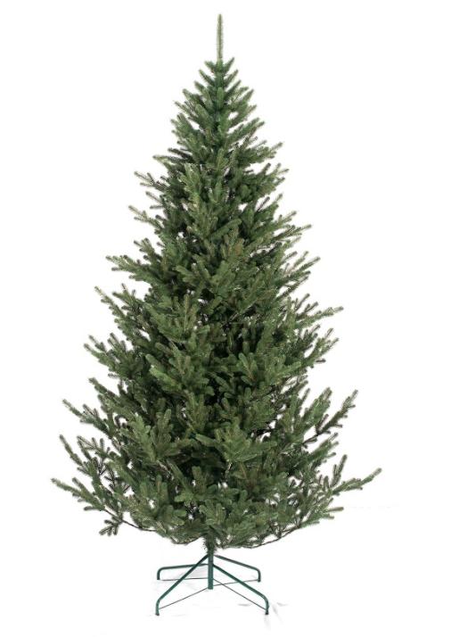 Литая елка Венская зеленая размеры от 1,5 до 3,0 м