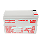 Аккумулятор гелевый LogicPower LPM-GL 12 - 7,2 AH, фото 2
