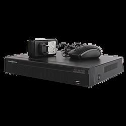IP видеорегистратор NVR 9-канальный Green Vision GV-N-E004/9 1080p