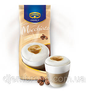 Латте Макиято, Kruger Family Latte Macchiato, растворимый напиток, 500 гр