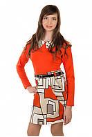 Подростковое платье для девочек 152р