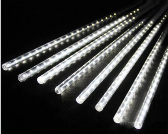 """Гирлянда """"Тающие сосульки"""" LED 50 см цвет белый"""