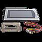 Цветной Сенсорный AHD видеодомофон Green Vision GV-056-AHD-J-VD7SD silver, фото 2
