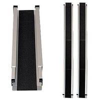 Складаний алюмінієвий пандус для інвалідних колясок (212 см) JBS317