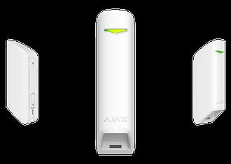 Беспроводной датчик движения с линзой типа штора AJAX MotionProtect Curtain (white)