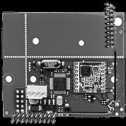 Модуль-приемник для подключения беспроводных датчиков AJAX uartBridge