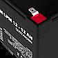 Аккумулятор кислотный AGM LogicPower LPM 12 - 12 AH, фото 3