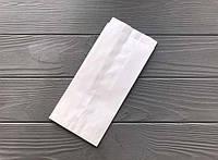 Пакет бумажный САШЕ белий с LWS Base 40 г/м2 (230х100х40) мм (1000 шт в упаковке)