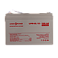 Аккумулятор гелевый LogicPower LPM-GL 12 - 100 AH, фото 2