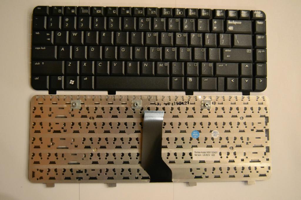Клавиатура HP V3000,V3100,V3122TU,DV2000