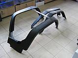 Расширители арок на Mercedes G- class, фото 4