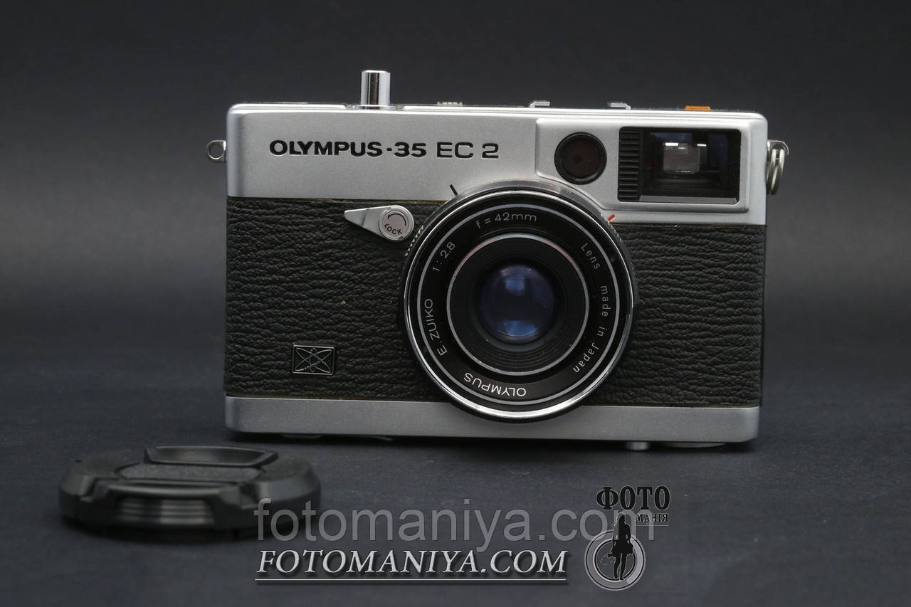 OLYMPUS 35 EC2  E.Zuiko 42mm f2.8