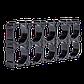 Держатель (кронштейн) аккумуляторного блока 18650 2х5 (10 шт), фото 2