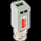 1-канальный пасcивный приемник/передатчик видеосигнала Green Vision GV-01P-02, фото 3