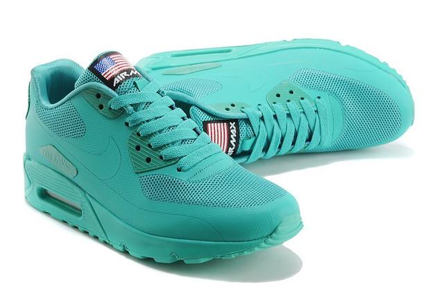 5e7b7c4d ... (найк аир макс) бирюзовые. Кроссовки женские Nike Air Max 90 Hyperfuse