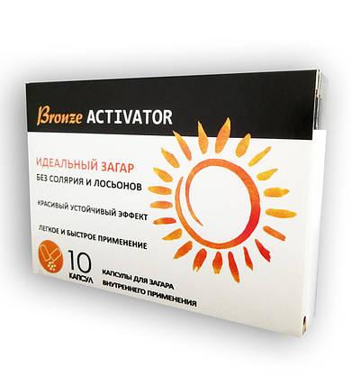 Bronze Activator - Капсулы для загара (Бронз Активатор), фото 2