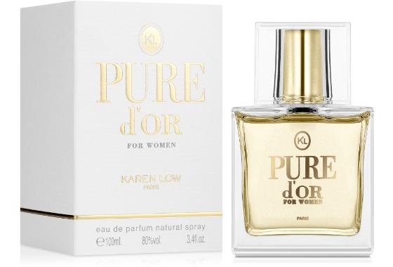 Geparlys Karen Low Pure D`or Парфюмированная вода женская, 100 мл