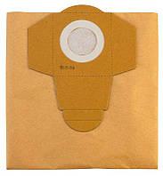 Набор мешков для пылесоса строительного 30л 5шт Einhell 2351170