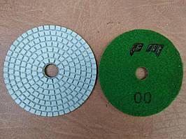 Гнучкий полірувальний круг (черепашка) Ø100 00