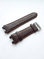 Ремешок для часов ORIENT из натуральной кожи коричневый